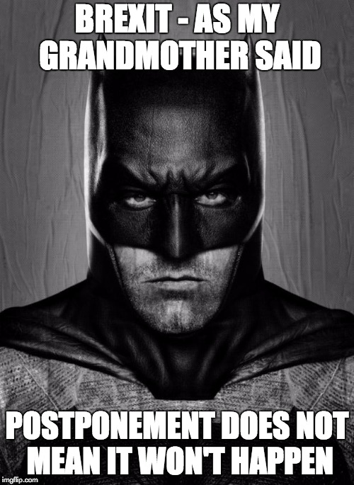 Brexit batman