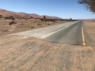 Naminbia road